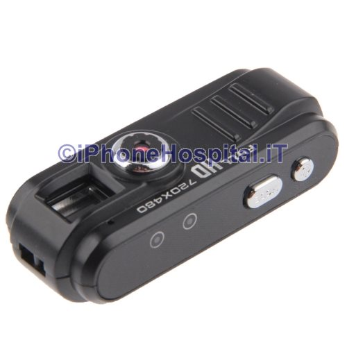 Mini videocamera digitale alta definizione 720 hd camcorder for Definizione camera
