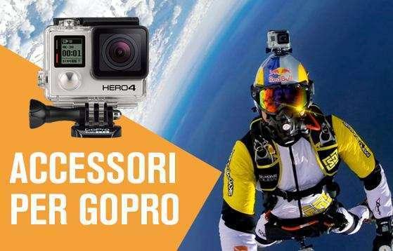 Accessori per GoPro