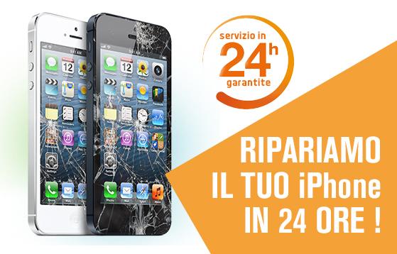 Riparazioni iPhone