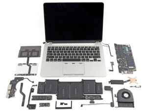 Ricambi MacBook