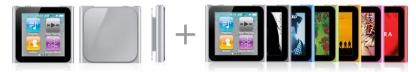 Ricambi iPod Nano 6 Gen