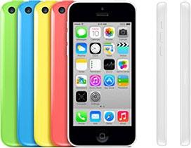 Riparazione iPhone 5C