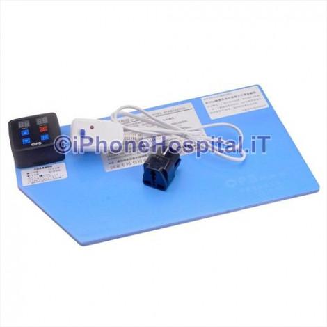 Tappetino Termico Flessibile per apertura mediante calore schermi di smartphone e tablet