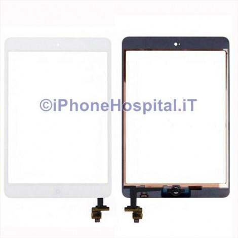 iPad Mini Touch Screen Bianco Completo