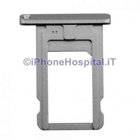 Porta Scheda NANO SIM per iPad Air grigio A1475