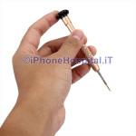 Cacciavite di Precisione Tri-Point Y 0.6x2.5 in Acciaio per iPhone 7 e Apple Watch