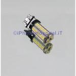 Lampada T20 Led per Fari Auto 12V 55W 36 LED SMD Luce Bianca Alfa Mito Fiat 500