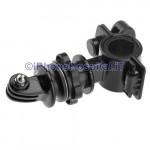 Supporto Universale Clip Bicicletta per GoPro HD HERO Tutti i Modelli
