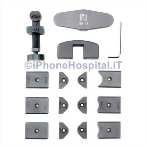 16 in 1 Riparazioni telaio iPhone 5-7 Plus iPad Air /Air 2 Mini 4