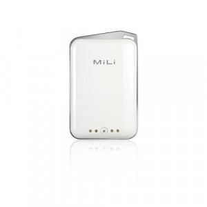 Batteria Esterna - MiLi Crystal color Bianco