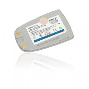 Batteria color Silver per Samsung E620
