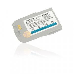 Batteria color Silver per Samsung E640