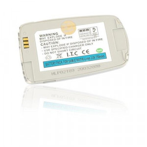 Batteria color Silver per Samsung E700