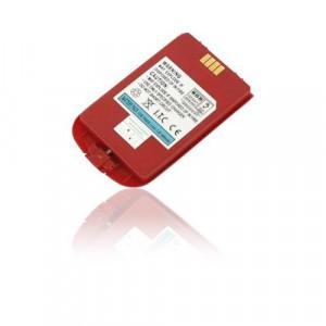 Batteria color Rosso per Philips 630