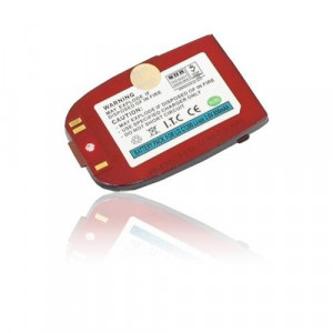 Batteria color Rosso per Lg C1200