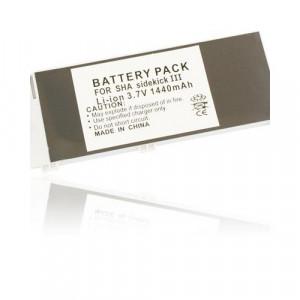 Batteria color Grigio per Sharp SIDEKICK-3