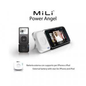 Batteria Esterna - MiLi Power Angel color Bianco