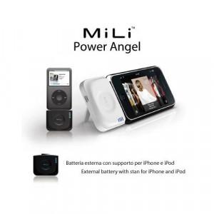 Batteria Esterna - MiLi Power Angel color Nero
