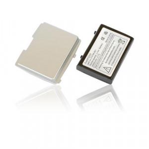 Batteria Interna più copribatteria rinforzato Silver per Hp H2050