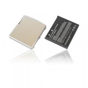 Batteria Interna più copribatteria rinforzato Silver per Hp RX 3100