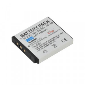 Batteria per Fujifilm  NP-50