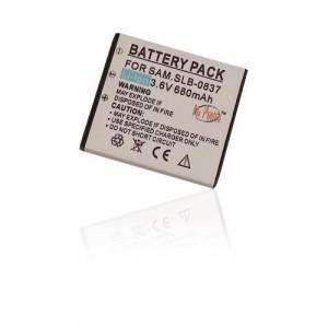 Batteria per Samsung  SLB-0837