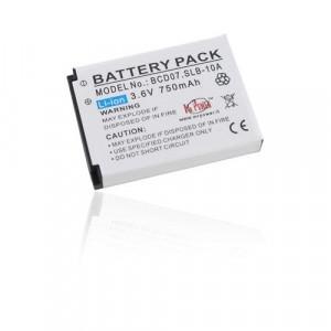Batteria per Samsung  SLB-10A