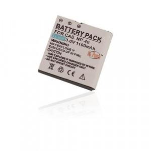 Batteria per Casio  NP-40