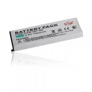 Batteria per Casio  NP-50