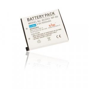 Batteria per Casio  NP-60