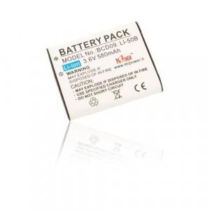 Batteria per Olympus  LI-50B
