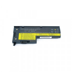 Batteria color nero per Ibm ThinkPad X60