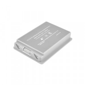 Batteria color silver per Apple PowerBook G4 15