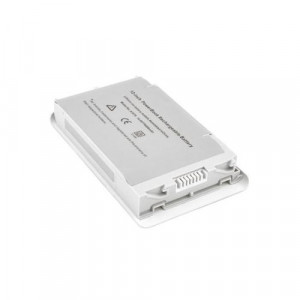 Batteria color silver per Apple PowerBook G4 12