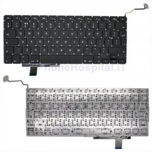 Tastiera Inglese UK per MacBook Unibody A1297 2009 - 2010 - 2011