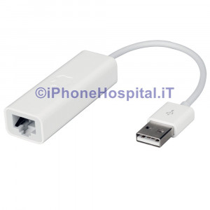 Adattatore Ethernet USB Apple per MacBook Air
