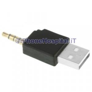 Adattatore Funzione Data Usb Ricarica per iPod Shuffle 3 / 2