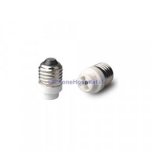 Adattatore per lampadine LED E27 a G9