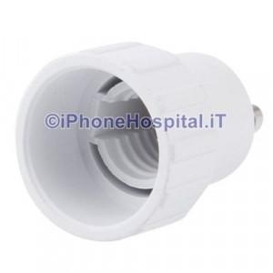Adattatore per lampadine LED GU10 a E14