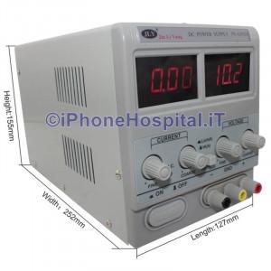 Alimentatore da Banco con Display di Controllo 20V 2A DC Regolabile