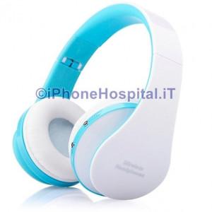 Cuffia Stereo Bluetooth V3.0 + EDR + Microfono Incorporato (Default)