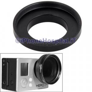 Anello Adattatore Lenti UV Polarizzatore 37mm per Hero 3 3+