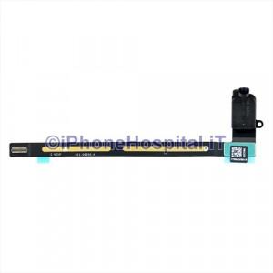 Audio jack Flat Cable Nero per Apple iPad Air 2