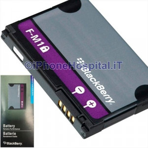 Batteria Originale Blackberry F-M1