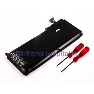 Batteria 6 Celle per Apple A1331 A1342 inclusi 2 Cacciaviti