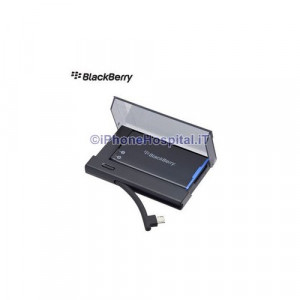 Batteria Originale Blackberry NX1 Completa con Caricatore ACC-53185-201