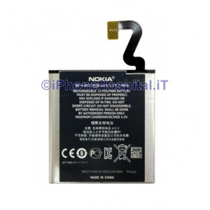 Batteria ORIGINALE Nokia BP-4GW