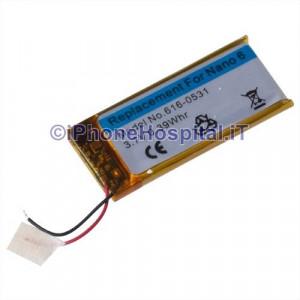 Batteria per iPod Nano 6 Generazione 616-0531