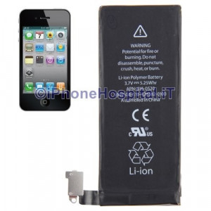 Batteria sostituitiva per Apple iPhone 4 A1332 - 616-0513 - 616-0520 - 616-0521