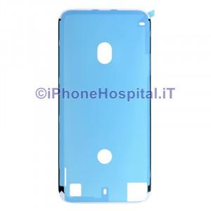 Biadesivo Adesivo Nero Montaggio Fissaggio Schermo Display LCD iPhone 7 & 8